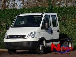 be trekker bedrijfswagen Iveco Daily 40C18D D.CABINE BE-TREKKER 44000 km 2011