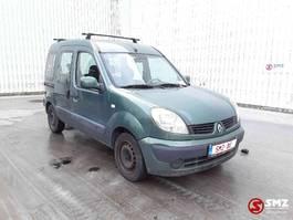 overige personenwagens Renault Kangoo 2007
