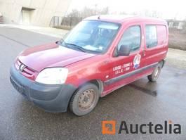 rupsdozer Peugeot Partner