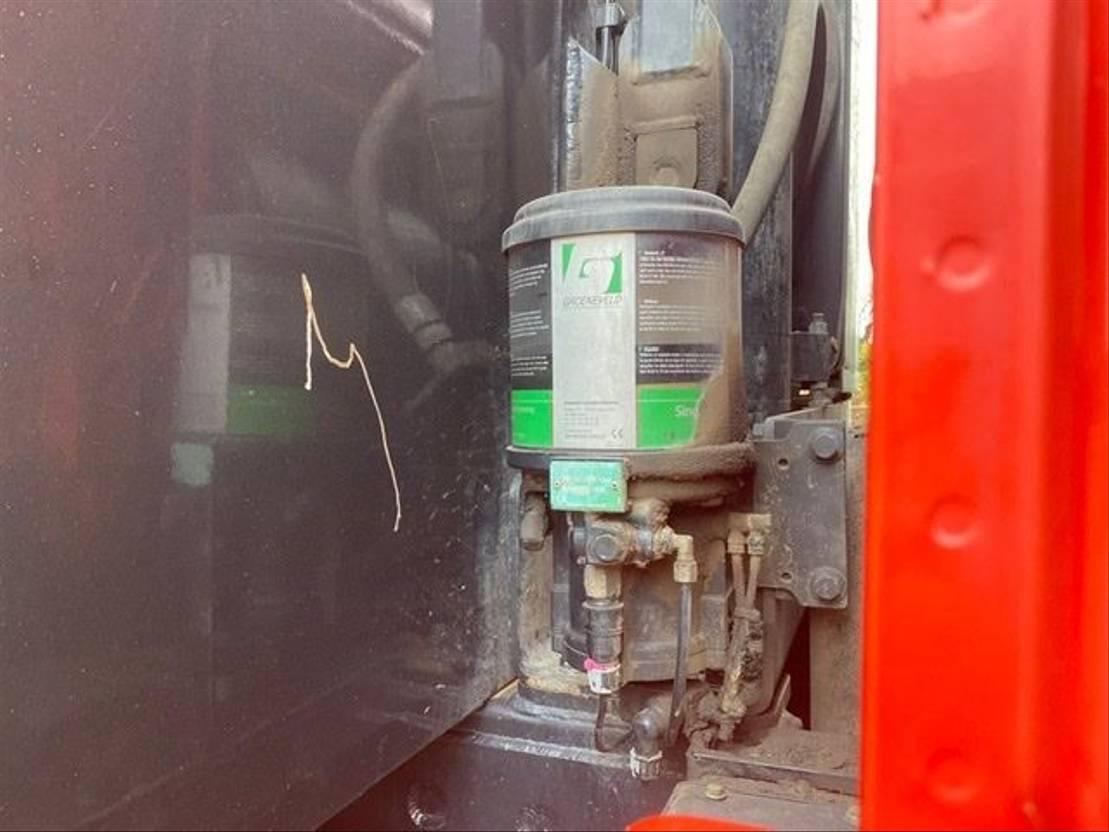 kipper vrachtwagen > 7.5 t MAN TGS 49.440 10x4 EURO 6 2016