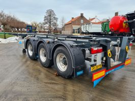 overige opleggers D-TEC Trailer Container Carrier CC-2030-3-F 2019