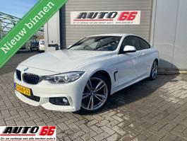 coupé wagen BMW 4-serie Coupé 420 420d M3 pakket High Executive Stuur rechts DAB 2014