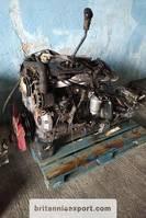 Motor vrachtwagen onderdeel Nissan B4.40 4 cylinder engine and ZF manual gearbox. 2000