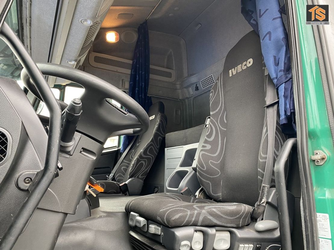 standaard trekker Iveco AT 460 6x2 - EURO 6 - TOP CONDITION 2014