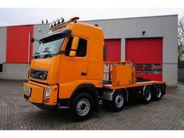 zware last trekker Volvo FH13 -540 / 8X4 / AUTOMATIC / HYDRAULICS / VEB+ ENGINE / EURO-5 / 2012 2012
