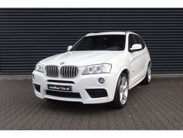 suv wagen BMW X3 xDrive28i High Executive M-Pack - orig NL 2011