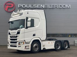 standaard trekker Scania R520-V8 6x2 2950 mm 2018