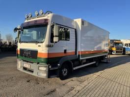 bakwagen vrachtwagen MAN TGL 12.220 2012