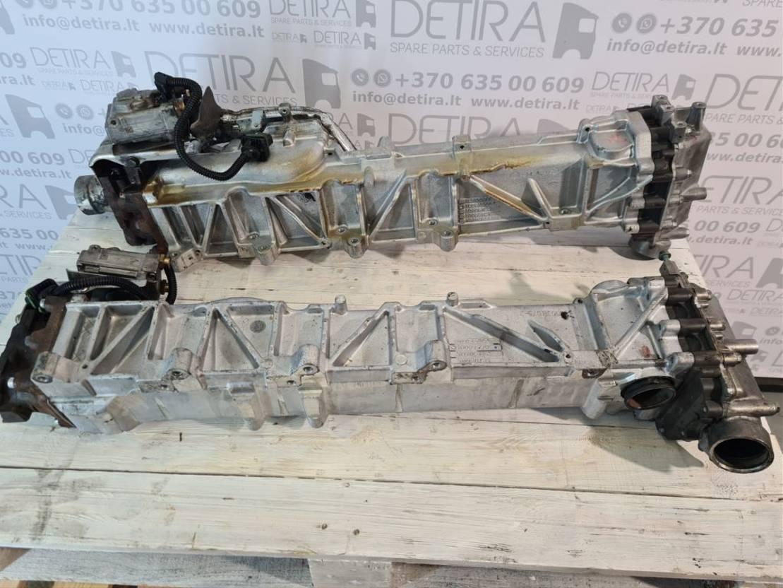 Uitlaatgasrecirculatieklep vrachtwagen onderdeel MAN TGX EGR RECIRCULATOR
