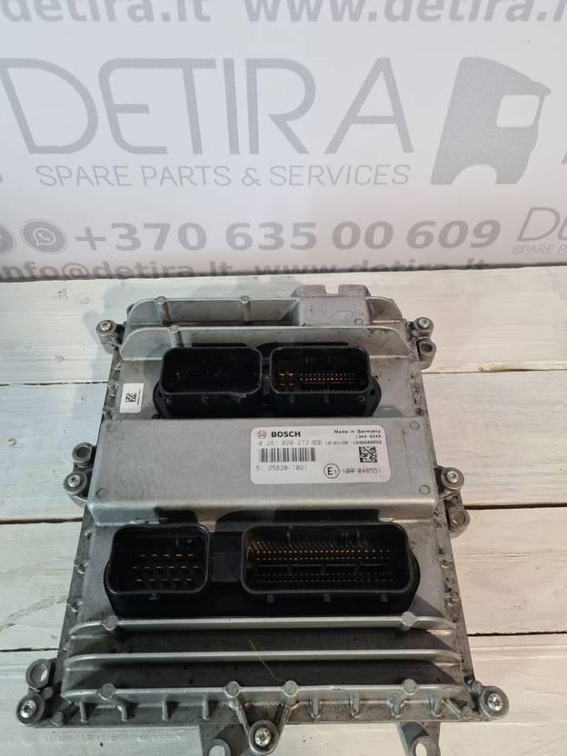 Ontstekingsregeleenheid vrachtwagen onderdeel MAN MAN TGX EDC (ENGINE CONTROL UNIT) 51.25820-1021