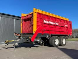 opraapwagen - silagewagen Schuitemaker 660 2017
