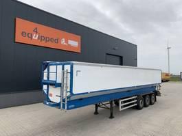 bandlosser oplegger Bulthuis Belt unloader, SAF INTRADISC, empty weight: 4.950kg, NL-trailer 2007