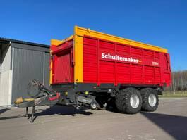 opraapwagen - silagewagen Schuitemaker 660 2014