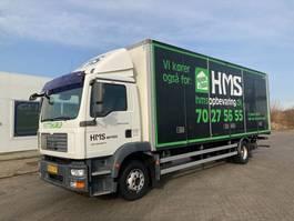 bakwagen vrachtwagen MAN MAN 15.240 TGM 15.240 TGM 2007