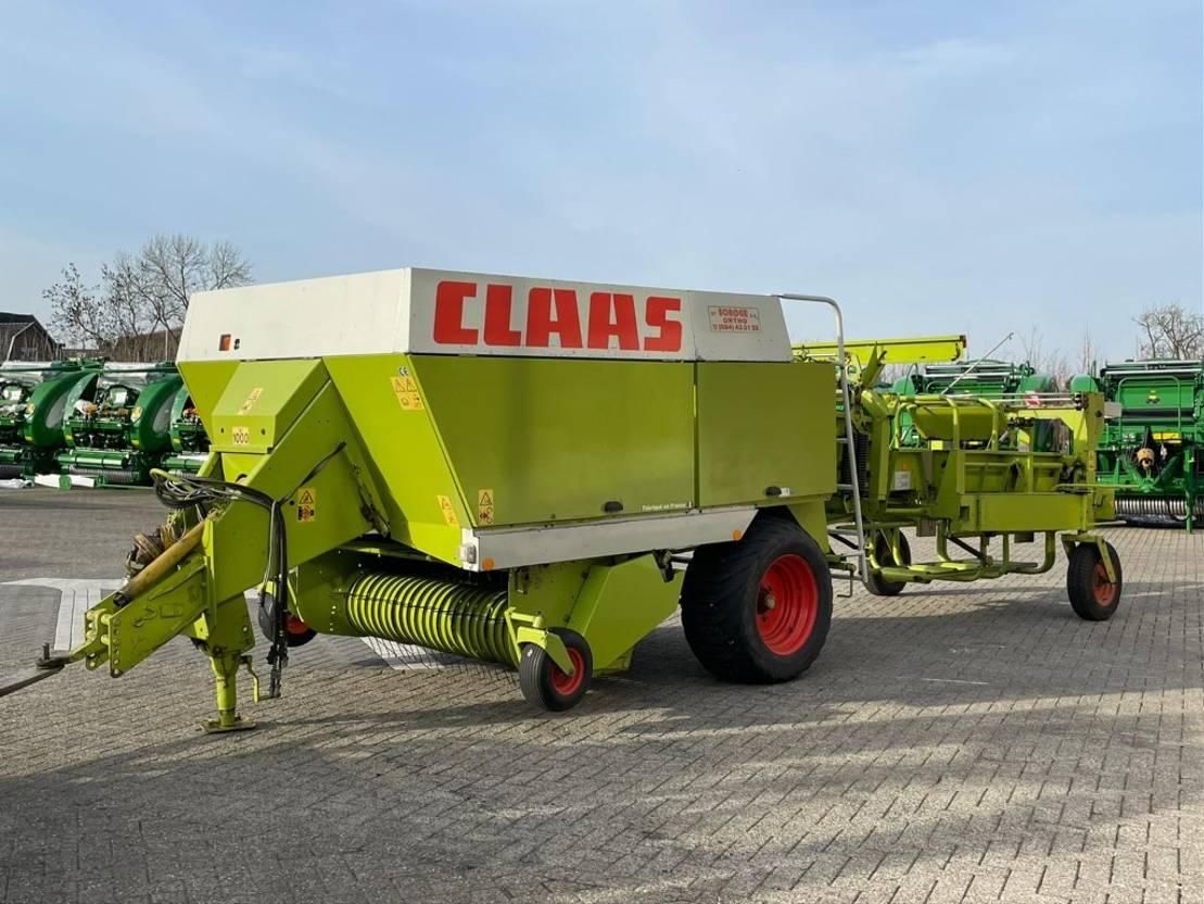 balenpers Claas Quadrant 1100