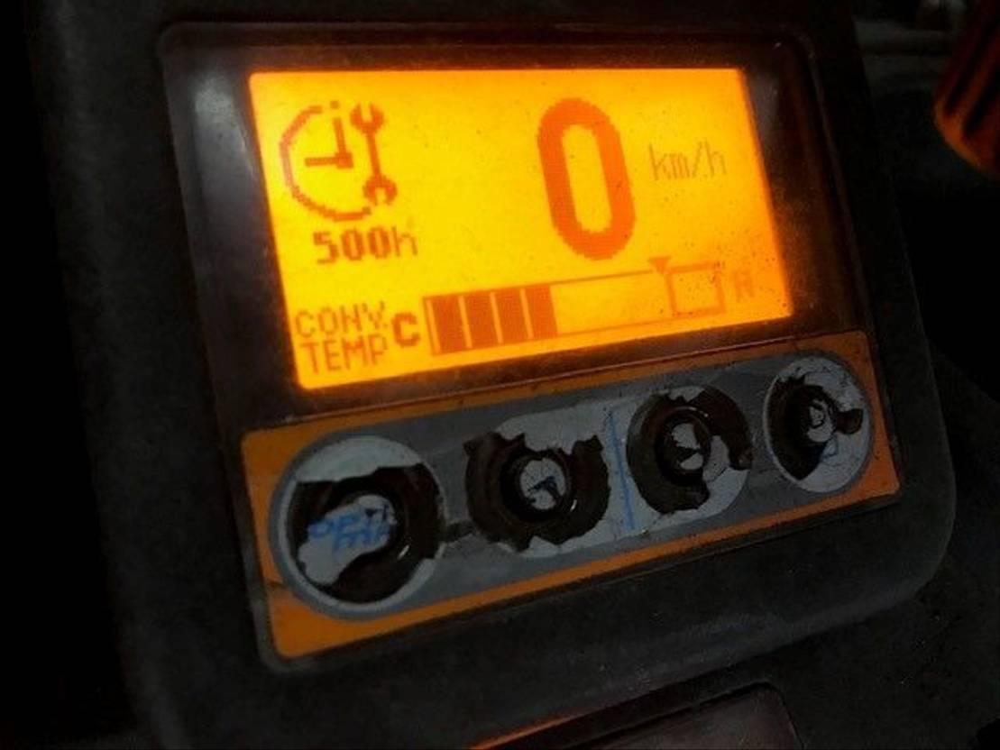 vorkheftruck Toyota 52-8FDJF35 2013