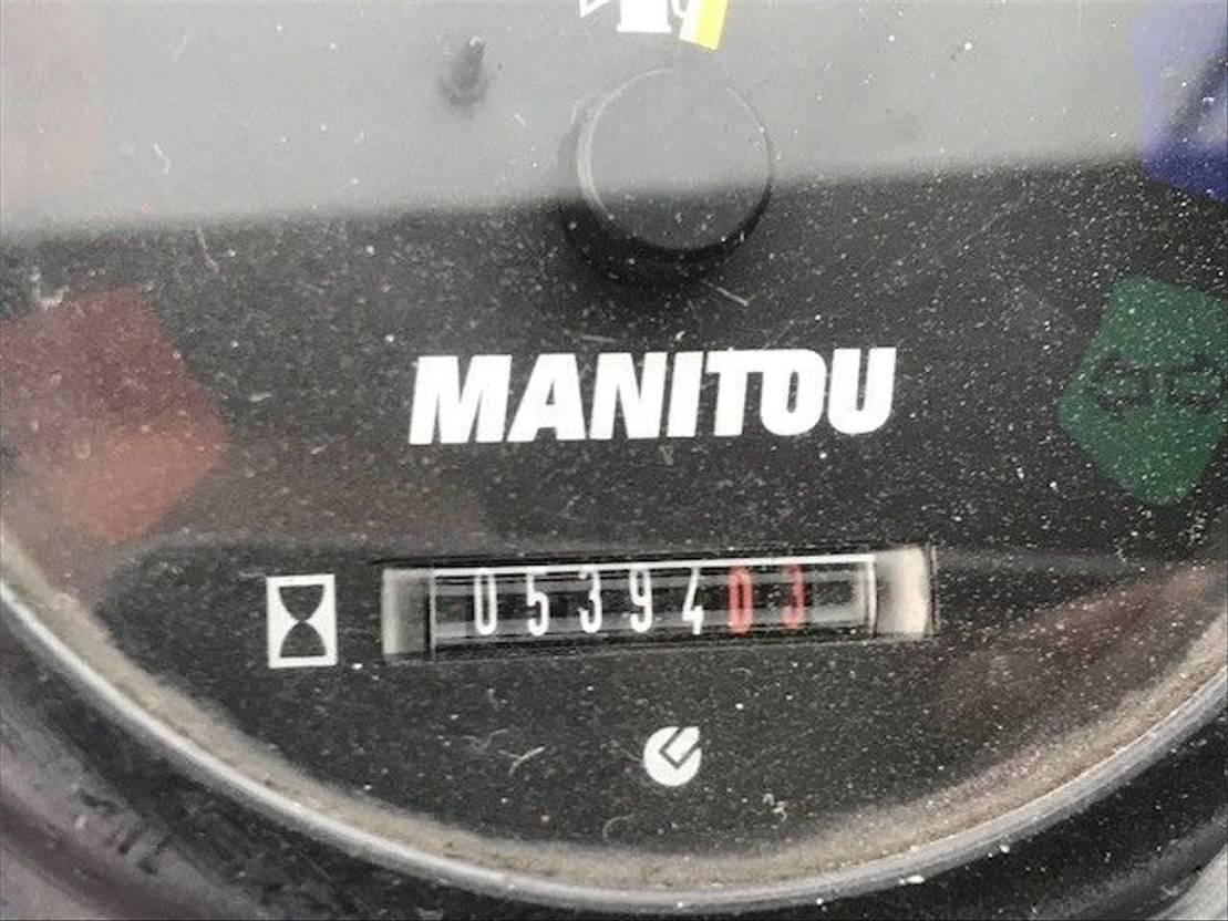 ruwterreinheftruck Manitou MI70H 2010