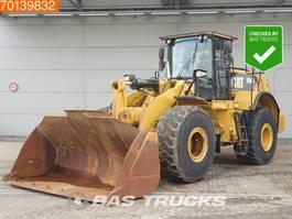 wiellader Caterpillar 966K WEIGHT SYSTEM 2013