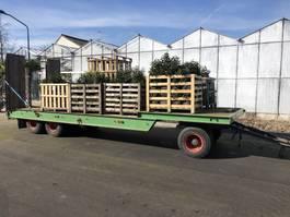 overslagmachine agrarisch Dieplader 20ton