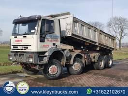 kipper vrachtwagen > 7.5 t Iveco 440E42 8x8 manual steel 1999