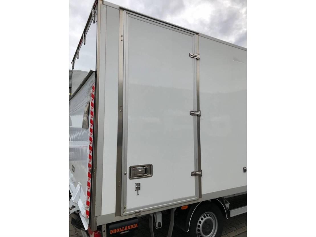 gesloten bestelwagen Mercedes-Benz Sprinter 316 2.2 CDI / Automatic / Box / Loadlift / APK TUV 02-22 2018