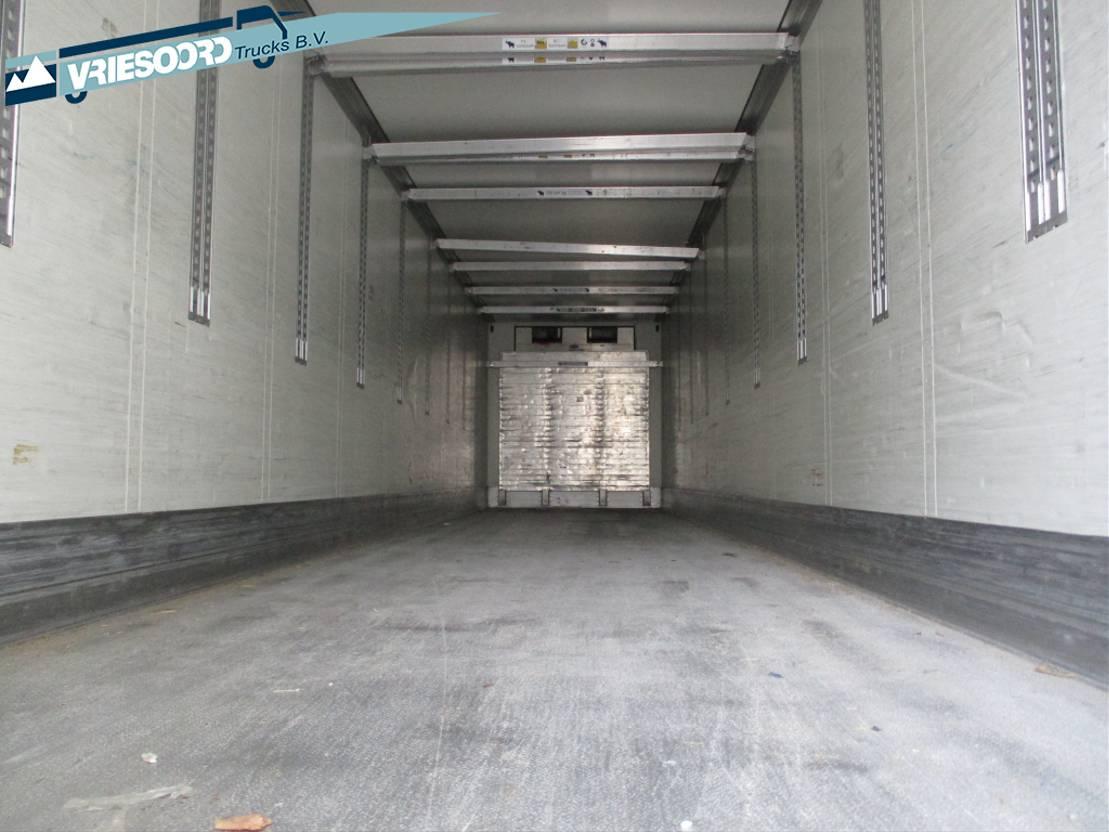 koel-vries oplegger Schmitz Cargobull SKO24 2010