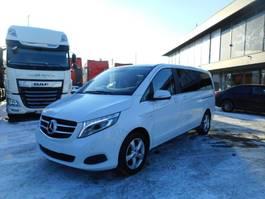 minivan - personenbus Mercedes-Benz V 220 CDI AVANTGARDE 2014