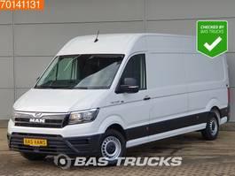 gesloten bestelwagen MAN TGE 3.140 2.0 TDI 140PK L4H3 Airco 270graden achterdeuren L4H3 14m3 A/C 2018