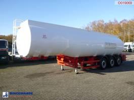 tankoplegger Cobo Fuel tank alu 38.4 m3 / 6 comp 2020