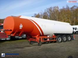 tankoplegger Cobo Fuel tank alu 42.6 m3 / 6comp 2020