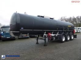 tankoplegger Indox Bitumen tank inox 29 m3 / 1 comp / ADR 11/2021 2006