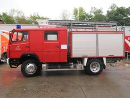 ambulance bedrijfswagen Mercedes-Benz 917 AF 4x4 Doka 917 AF 4x4 Doka, LF 16-TS 1994