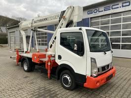 autohoogwerker vrachtwagen Nissan Cabstar 4x2 E6 Hubarbeitsbuehne Ruthmann 25M! 2019