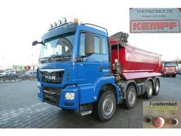 overige vrachtwagens MAN TGS 35.440 8x4 BB ThermoMuldenkipper ca. 17m³ 2015
