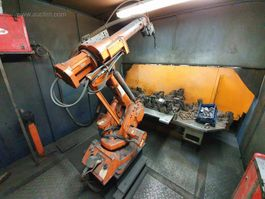 Las tractor ABB Industrial Robot IRB 1400 M2000 2005