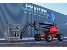 knikarmhoogwerker wiel Manitou 160ATJ+ Diesel, 4x4x4 Drive, 400kg Capacity, 16m W 2015