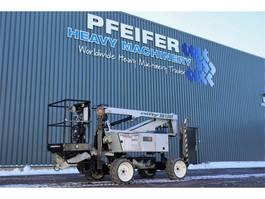 knikarmhoogwerker wiel Niftylift SD120DE Bi Energie, 4x4 Drive, 12.65m Working Heig 2014