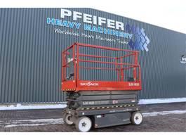 schaarhoogwerker wiel Skyjack SJ4626 Electric, 9.75m Working Height, 454kg Capac 2013