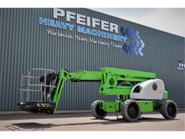 knikarmhoogwerker wiel Niftylift HR21 HYBRID 4X4 Valid inspection, *Guarantee! Bi E 2014