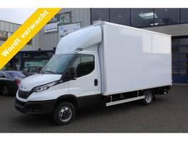 gesloten bestelwagen Iveco Daily 35-180 35C18 3.0 410 wb Hi Matic LED, Navigatie, Geveerde stoel, Dhollan... 2020