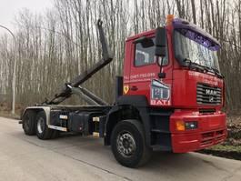 containersysteem vrachtwagen MAN 33.414 F2000 2000