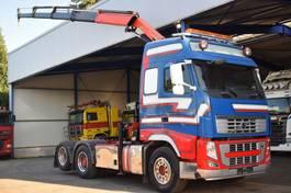 standaard trekker Volvo FH 540 Palfinger PK 18002, Euro 5, 6x2, Truckcenter Apeldoorn 2011