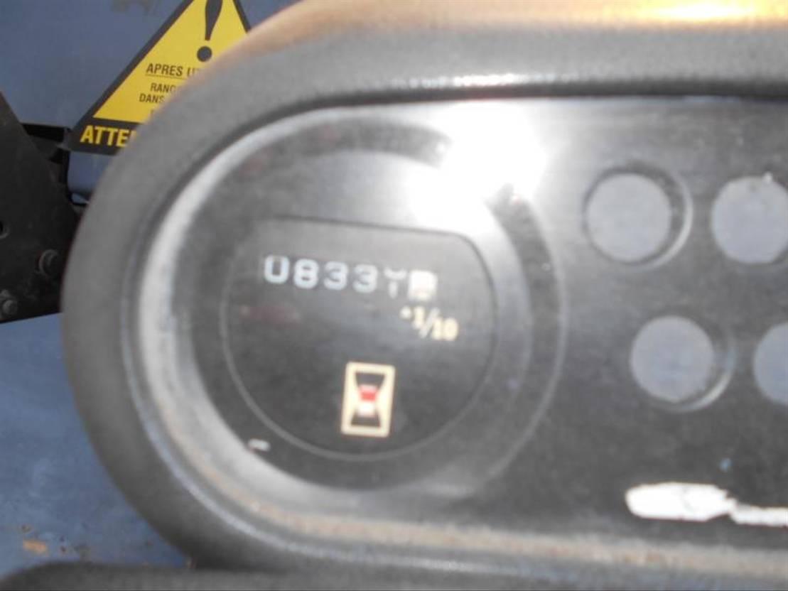 vorkheftruck Toyota 025FD60 2002