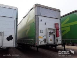 mega-volume oplegger Schmitz Cargobull Varios Semiremolque Lona Varios 2016