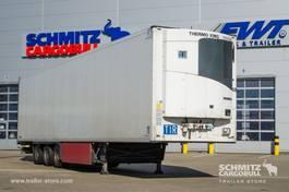 koel-vries oplegger Schmitz Cargobull Semitrailer Reefer Mega Dubbeldeks 2014