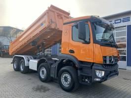 kipper vrachtwagen > 7.5 t Mercedes-Benz 3246 8x4 EURO6 DSK Mit Bordmatik TOP! 2019