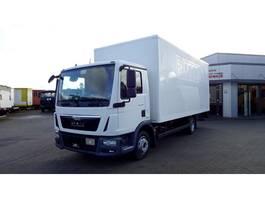 gesloten bestelwagen MAN TGL 8.180 LBW /Euro6/ 117.000 Km/AHK Top Zustand 2014