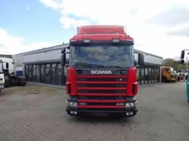 standaard trekker Scania 114 Lowliner 2001