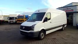 gesloten bestelwagen Volkswagen Crafter Kasten 35 lang L3H2 Hochdach/Euro5/Klima 2016