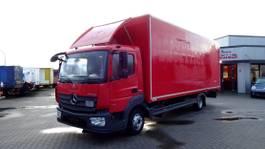 gesloten bestelwagen Mercedes-Benz Atego 3 818 L Koffer/Euro6 /Tempomat /Ahk 2015